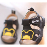 Baby Toddler Kids Bear Soft Soled Non Slip Wrapped Summer Sandals Shoes