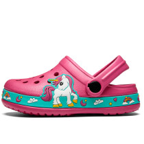 Toddler Kids Girl Unicorn Butterfly Beach Home Summer Slippers Shoes