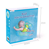 Baby Toddlers Inflatable Swimming Float Sitting Swimming Circle