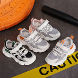Kid Mesh Net Breathable Sport Running Sneakers Shoes