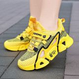 Kid Boy Hollow Out Mesh Breathable Summer Sneakers Sandals Shoes