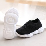 Baby Toddler Kids Mesh Breathable Sneakers Sports Slip On Shoes