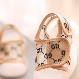 Baby Toddlers Transparent Mesh Soft Learn To Walk Sandals Shoes