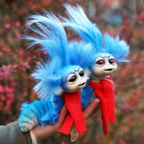 Funny Worm from Labyrinth Soft Stuffed Plush Toys