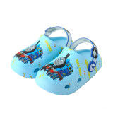 Toddlers Kids Thomas Train Beach Home Summer Slippers Shoes