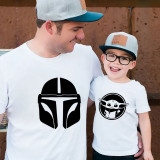 Matching Family Prints Star Wars Dad and Me Family T-Shirts