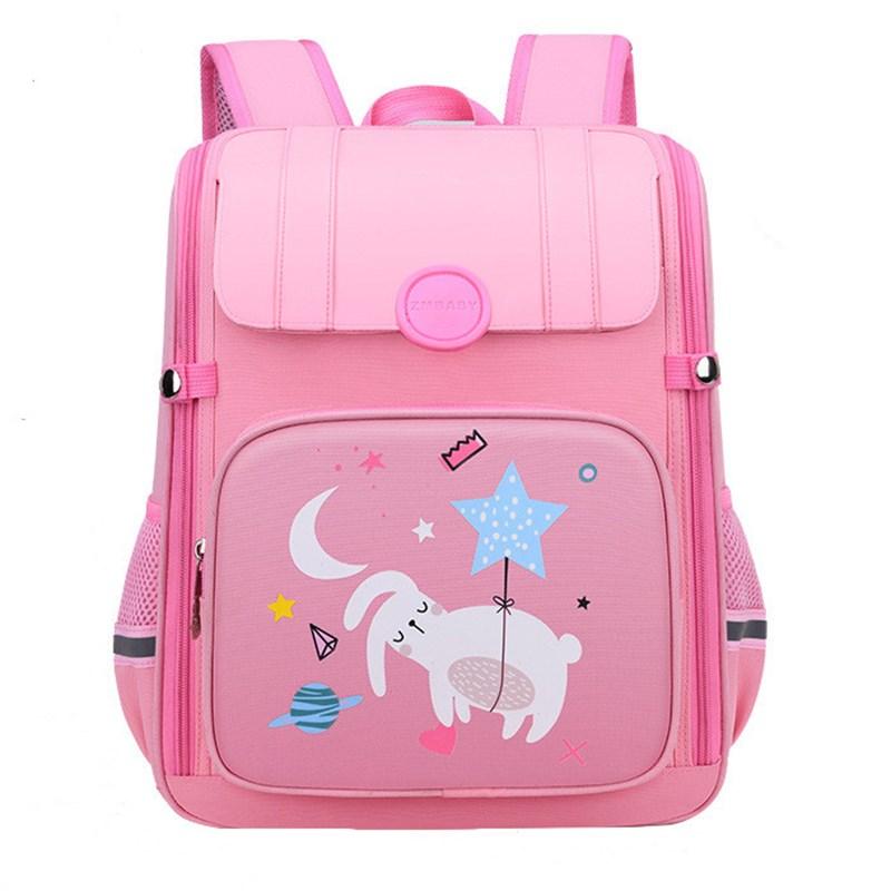 Cute Rabbit Students SchoolbagWaterproof Backpack Bag