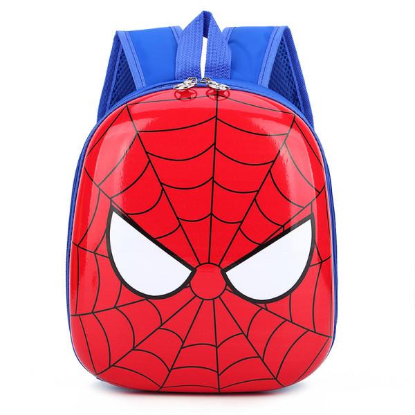 Toddler Kids Spiderman Kindergarten Schoolbag Backpack Bag