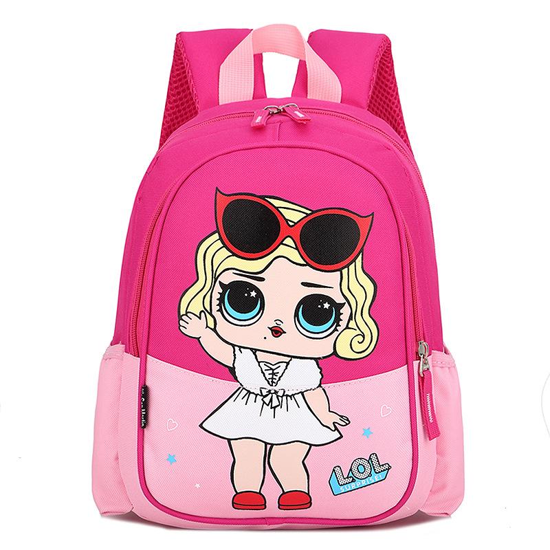 Toddler Kids LoL Surprise Gril Kindergarten Schoolbag Backpack Bag