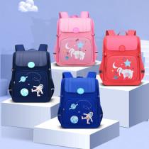 Elementary School Backpack Astronaut Waterproof Cute School Bag