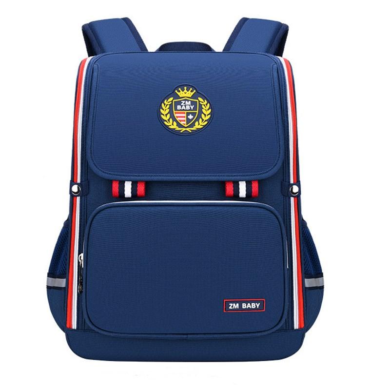 Primary School Students Schoolbag Backpack Bag