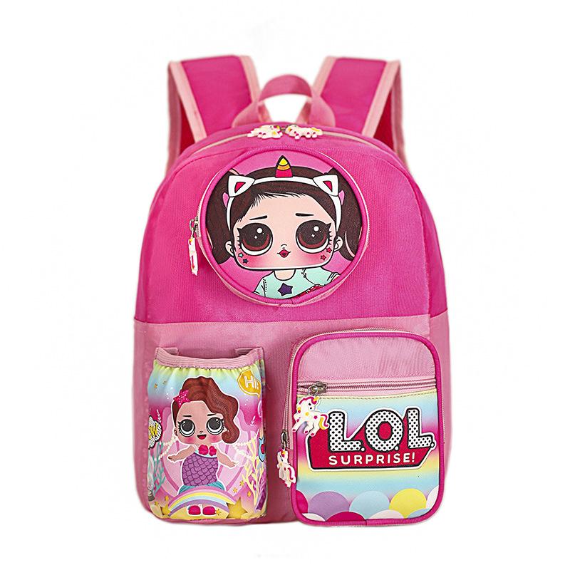 Kids LoL Suppliers Kindergarten Schoolbag Backpack Bag