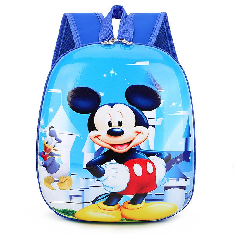 Toddler Kids Mickey Minnie Kindergarten Schoolbag Backpack Bag