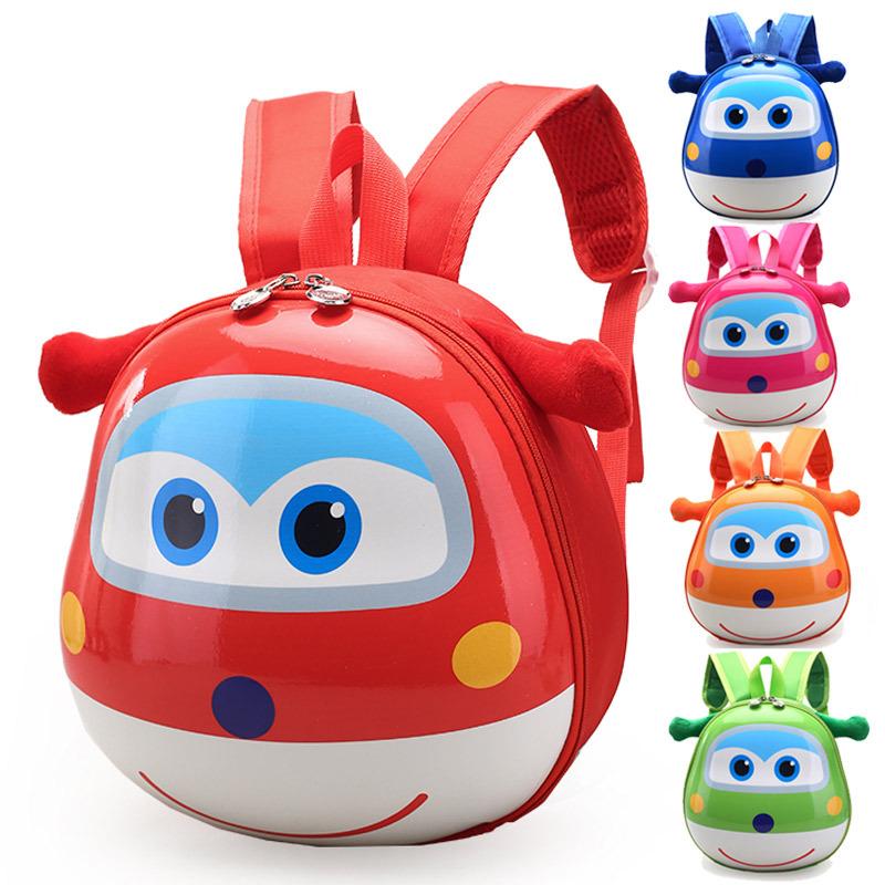 Toddler Kids Super Flying Kindergarten Schoolbag Backpack Bag