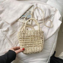 Fashion Woven Shoulder Bag Handbag