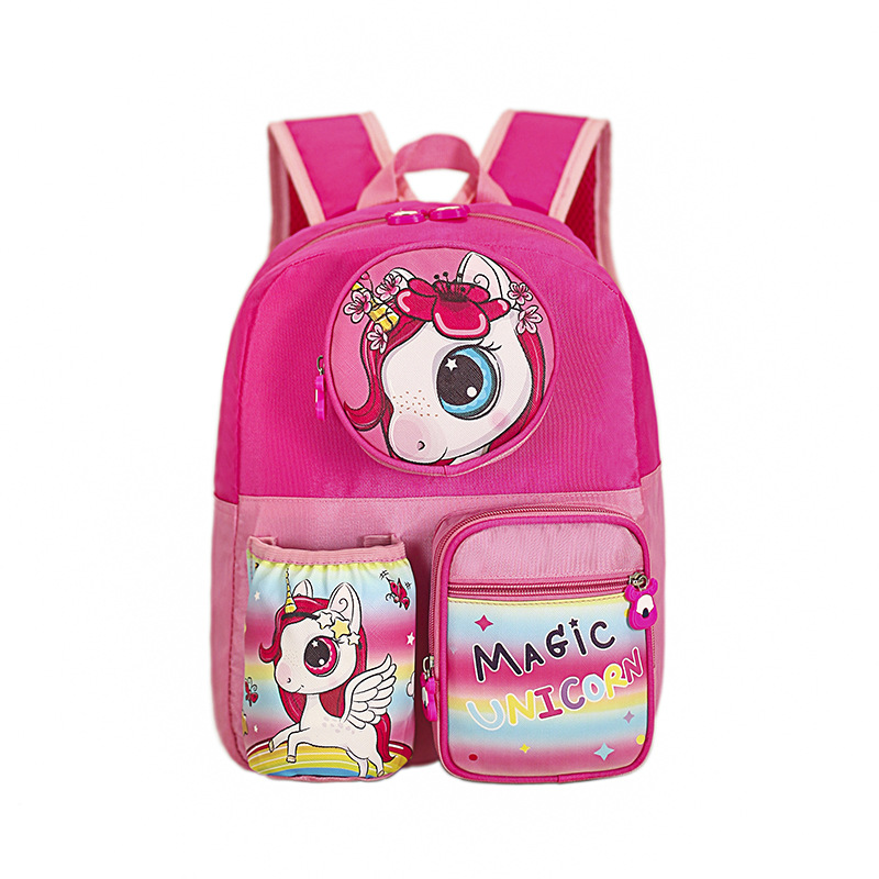 Toddler Kids Unicorn Kindergarten Schoolbag Backpack Bag