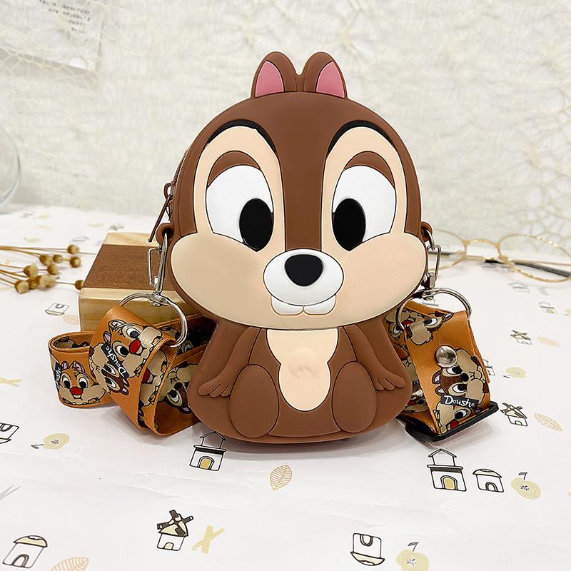 Bunny Cony Mini Cute Silicone Single Shoulder Bag Coin Purse