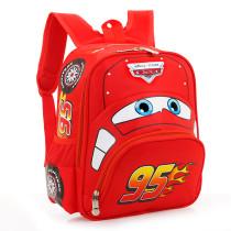 Toddler Kids Racing Cars Kindergarten Schoolbag Backpack Bag