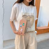 Chain Mobile Phone Bag Square Shoulder Crossbody Bag