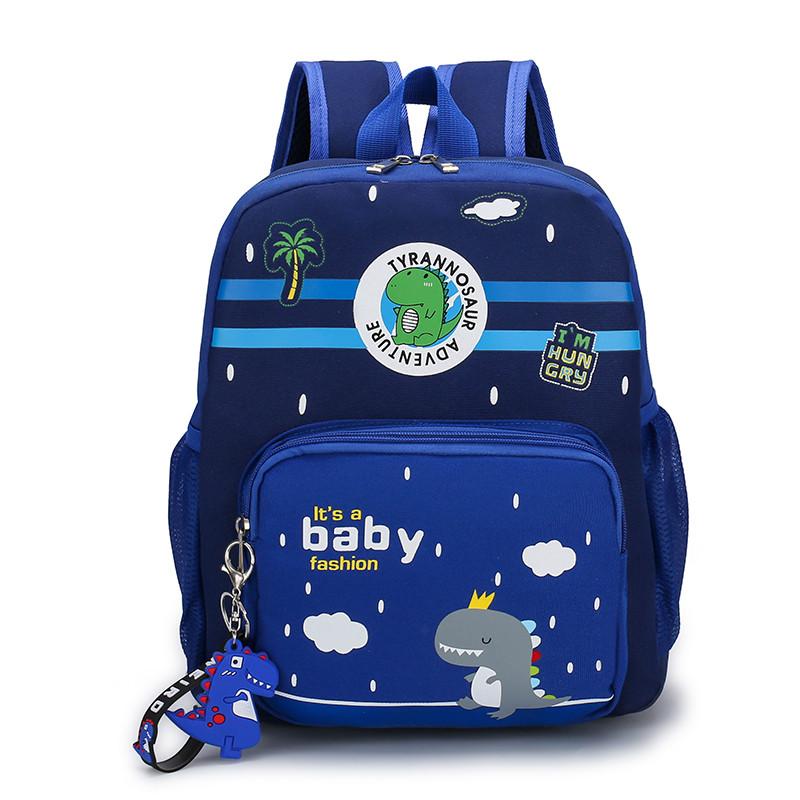 Kindergarten Dinosaur Waterproof Schoolbag Backpack Bag