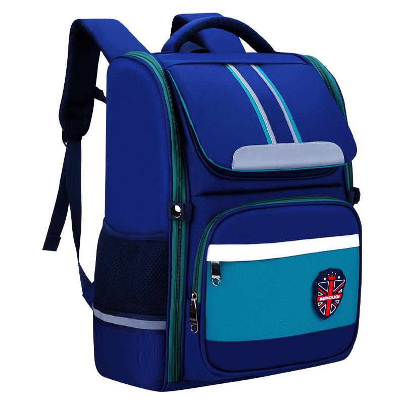 Macthing Color Students Schoolbag Waterproof Backpack Bag