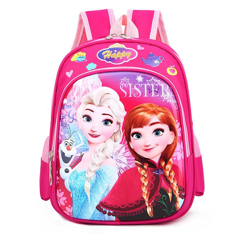 Toddler Kids Frozen Princess Kindergarten Schoolbag Backpack Bag