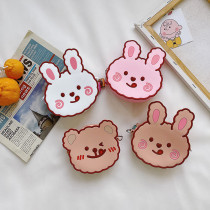 Cute Rabbit Mini Bag Single Shoulder Bag Coin Purse