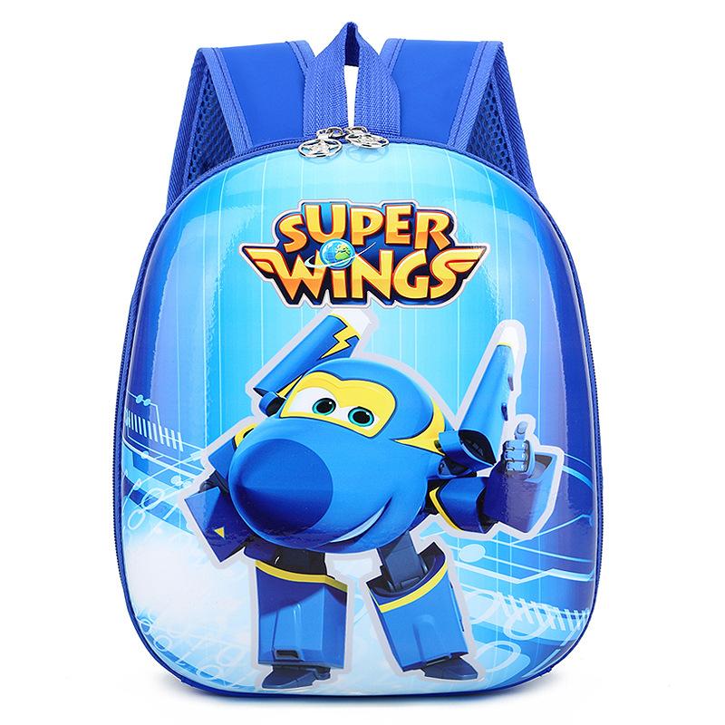 Toddler Kids Super Flying Wings Kindergarten Schoolbag Backpack Bag