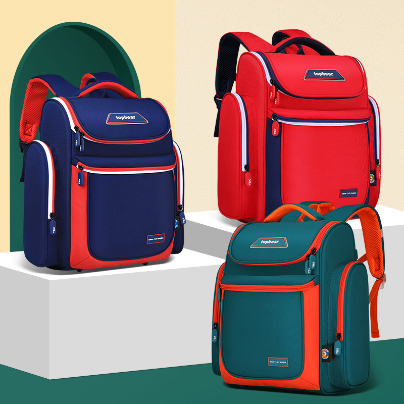 Kindergarten Primary School Students Schoolbag Waterproof Backpack Bag