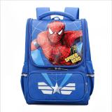 Primary School Spiderman Student Backpack Schoolbag