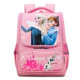 Primary School Frozen Princess Student Backpack Schoolbag