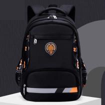 Pupils Backpack Large Capacity Waterproof Cute School Bag