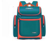 Macthing Color Students Waterproof Schoolbag Backpack Bag