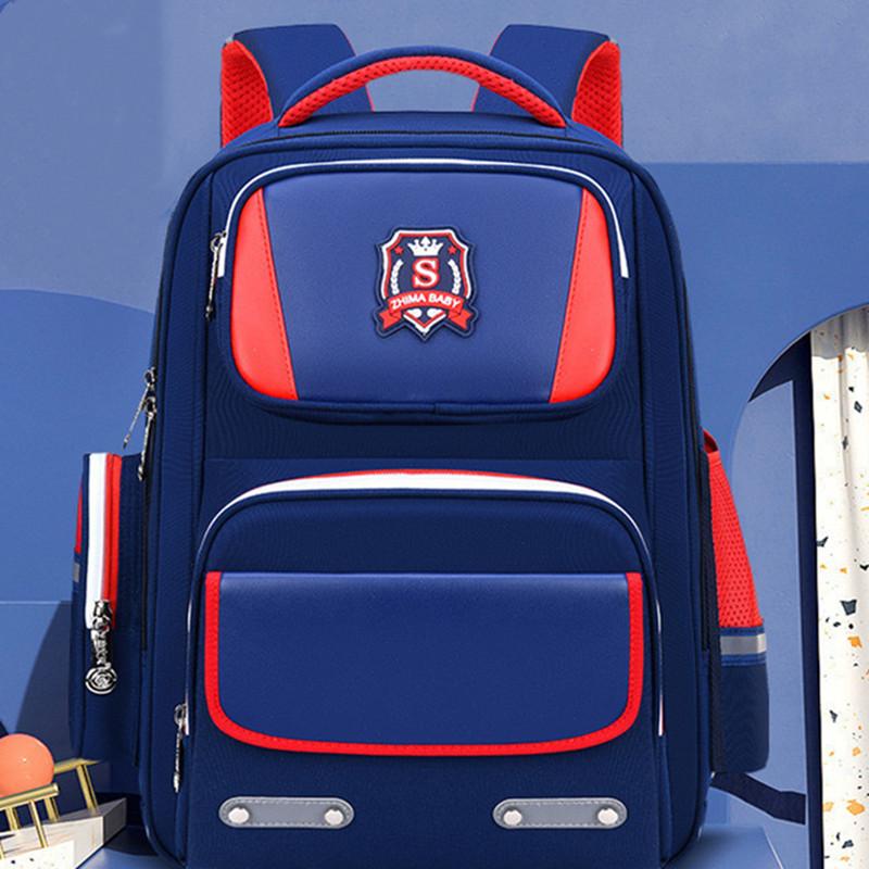 Pupils Backpack Lightweight Waterproof Cute School Bag