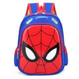 Toddler Kids Super Spiderman Kindergarten Schoolbag Backpack Bag