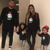 Christmas Matching Family Snowman Family Sweatshirt Tops