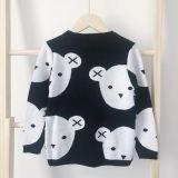 Toddler Kids Cute Bear Wool Pullover Sweater