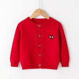 Toddler Boy Marvel Spider Man Super Man Knit Cardigan Sweater