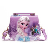 Frozen Fashion Crossbody Shoulder Handbag for Toddlers Kids