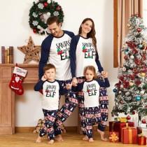Christmas Family Matching Pajamas Santas Christmas Cuest ELF Pajamas Sets