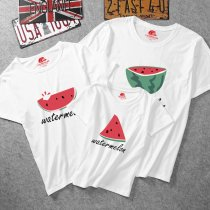 Matching Family Prints Watermelon T-shirts