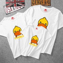 Matching Family Prints Lovely Yellow Duck T-shirts
