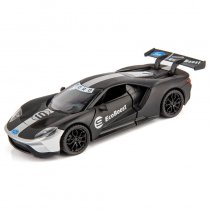 Ford Model 1/32 Scale Vehicles Racing Car Alloy Pull Back With Sound and Light For 3Y+ Kids