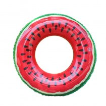 Toddler Kids Pool Floats Inflated Swimming Red Watermelon Swimming Circle