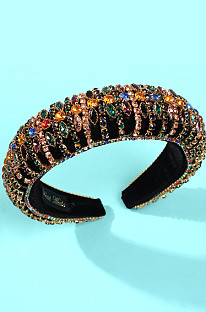 Women's Hair Band Decor with Alloy Imitation Drill XDSP1933