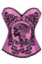 Sexy Cotton Baroque Bandeau Bra  Shapewear ZM21610