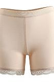 V-neck lace tummy tuck and corset waist toning garment XS4140