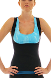 Sexy workout vest, tummy tuck corset MNS1595
