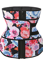 Sexy workout vest tummy tuck corset MNS2064