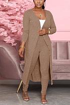 Casual fashion casual tweedelige set (exclusief wit korset) SY8703